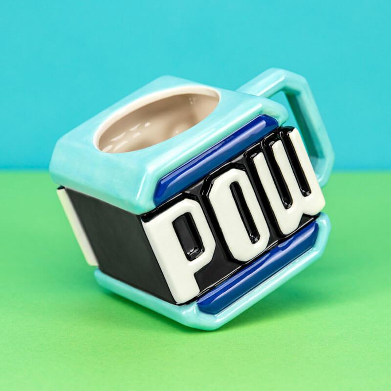 Pow Block Mug