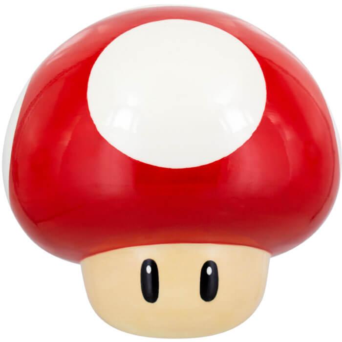 Nintendo Super Mario Pilz-Keksdose