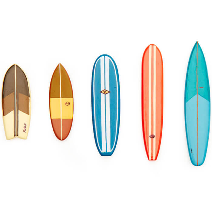 Surf's Up! Magnets