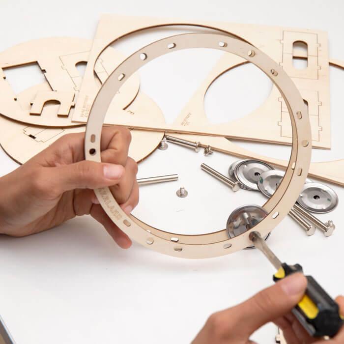 DIY Tambourine
