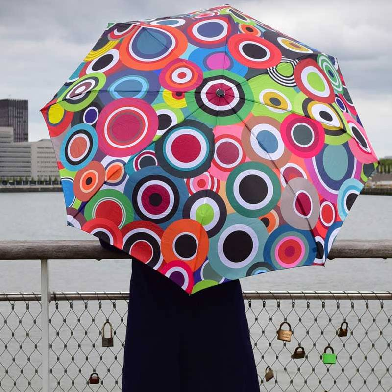 Taschen-Regenschirm Rondo