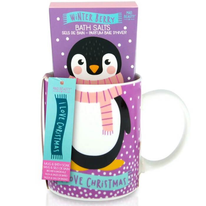 I love Christmas Mug & Bath Soak