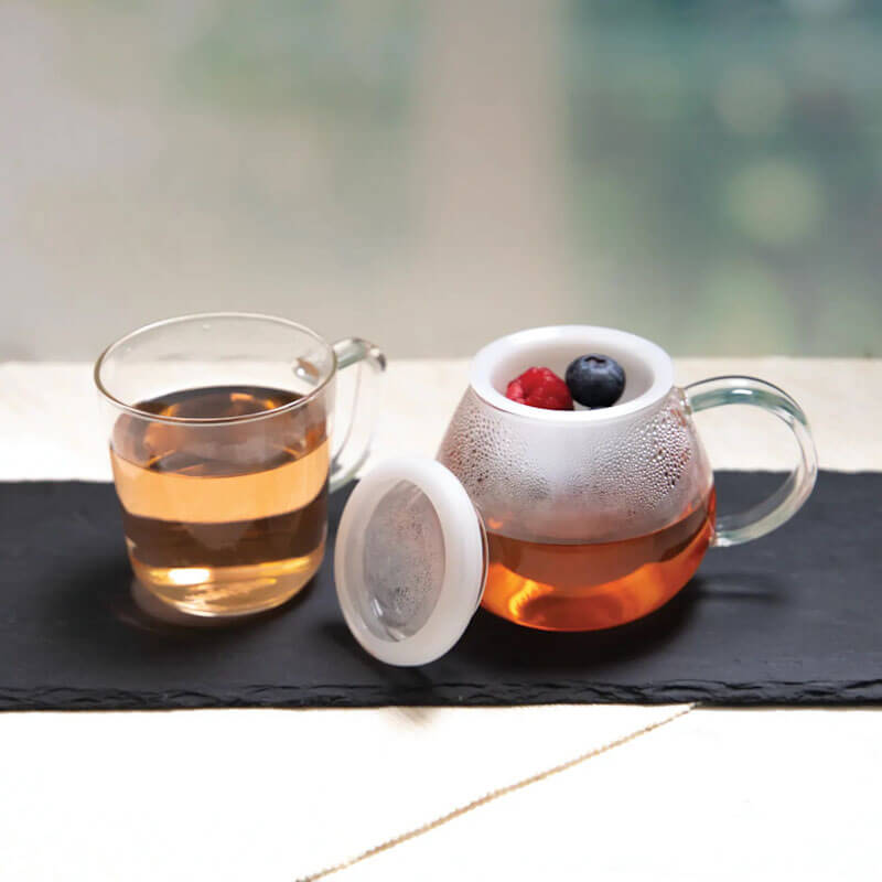 Tea For One Glass