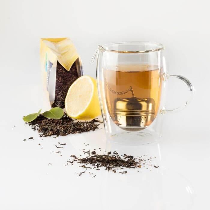 Tee-Ei zylindrisch