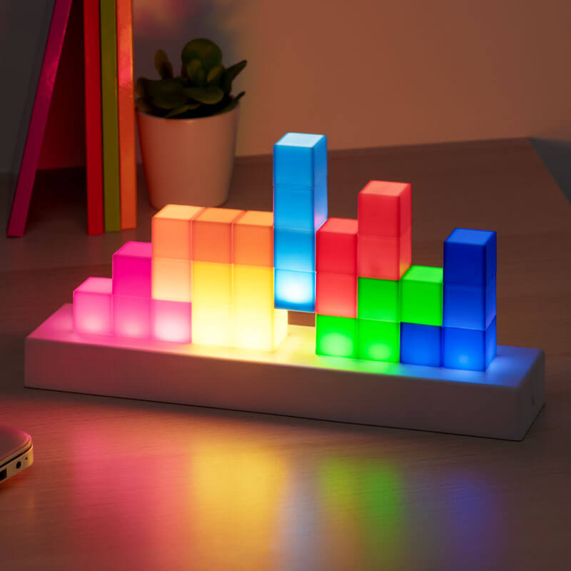 Tetris Ambient Light