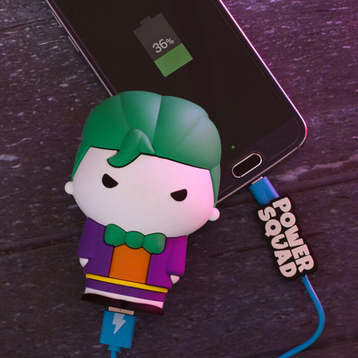 Joker PowerSquad Powerbank