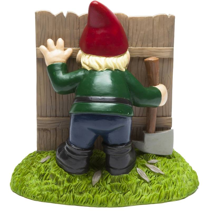Here is Gnomey Garden Gnome