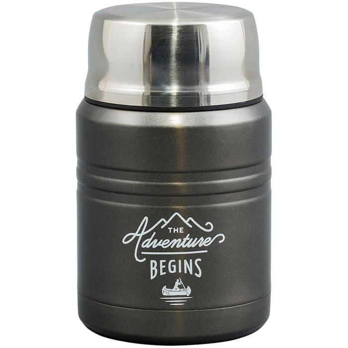 Gentlemen's Hardware Food Flask