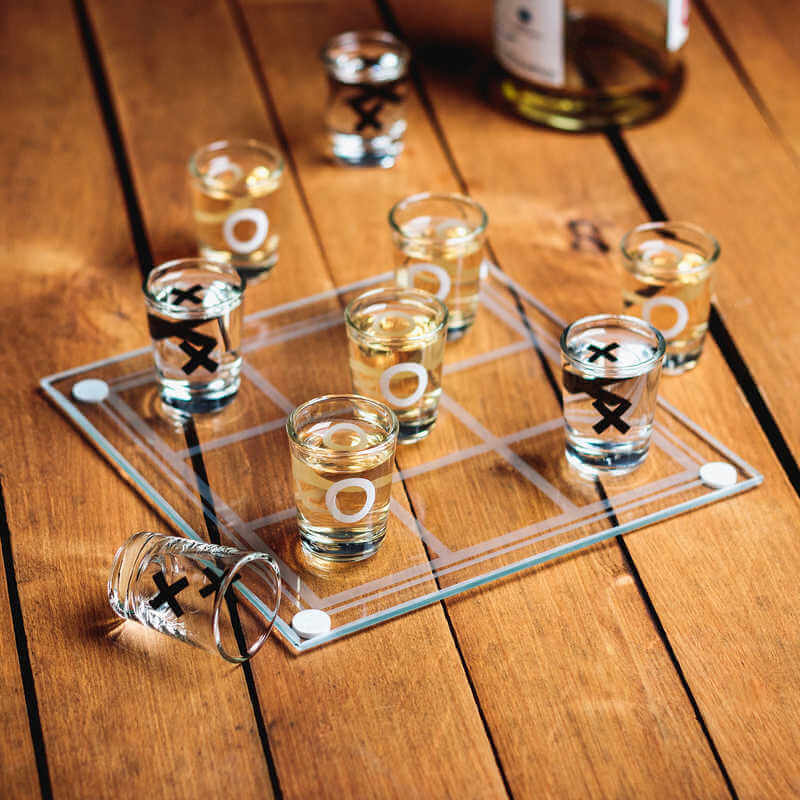 Drinking Noughts And Crosses