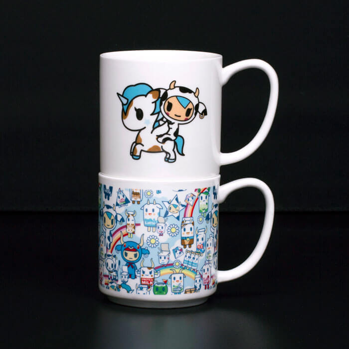 Tokidoki Stacking Mug