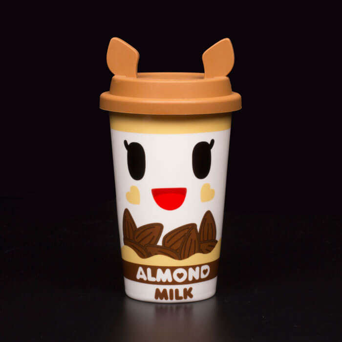 Tokidoki Almondina Travel Mug