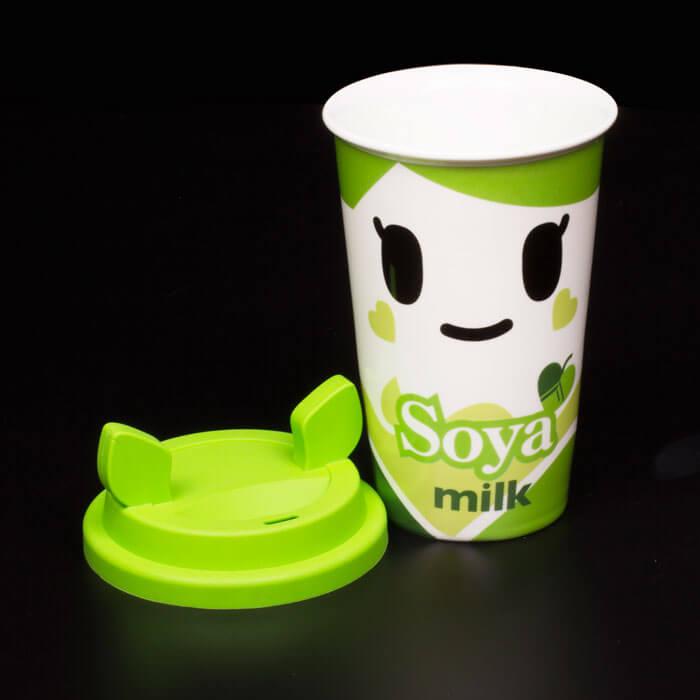 Tokidoki Soya Travel Mug