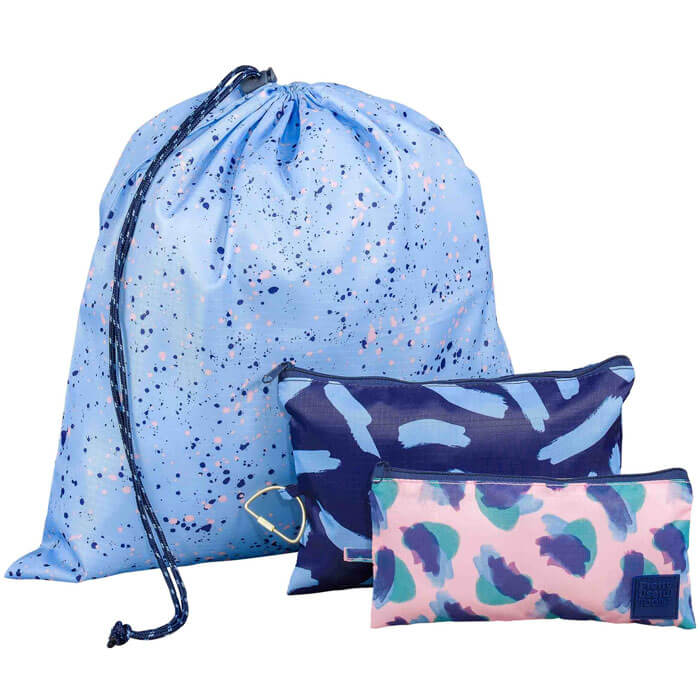 Travel Pouches Set of 3