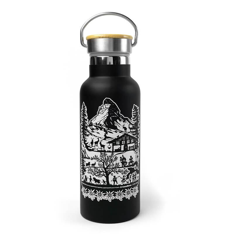 SWISS TRADITION Water Bottle