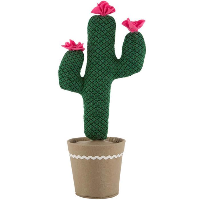 Fabric Cactus Doorstop