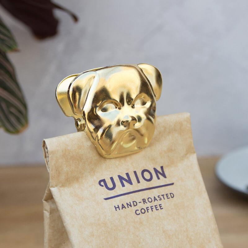 Bulldog Bag Clip