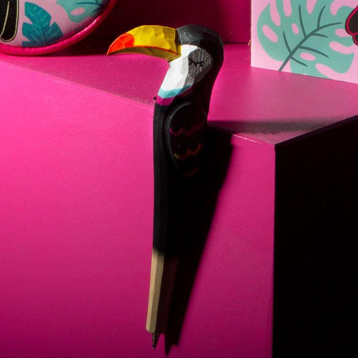 Tiki Toucan Pen