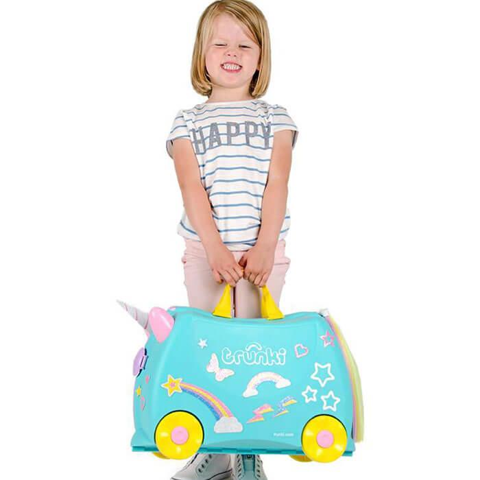 Valigia per Bambini Unicorno