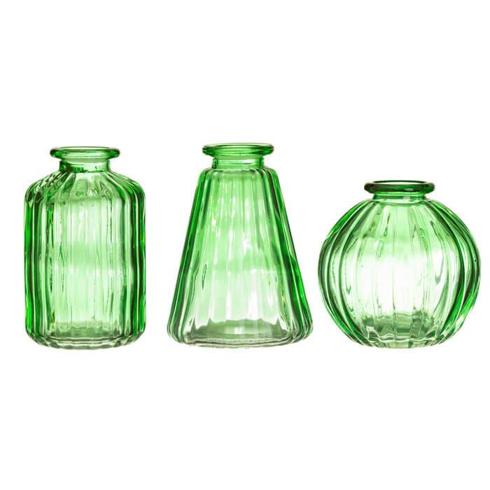 Bud Vases Set