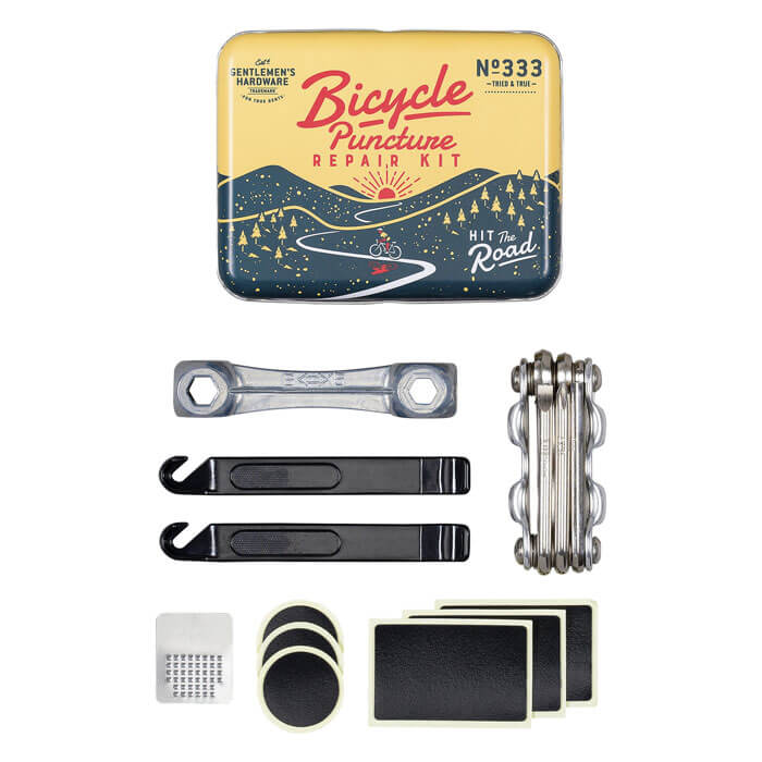 Bicycle Tool & Puncture Kit