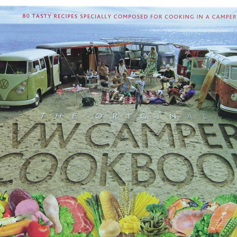 Original VW Caper Cookbook