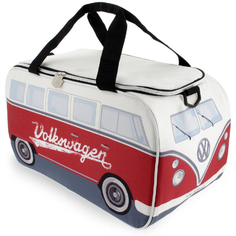 Sac Isotherme VW T1 Rouge et Blanc