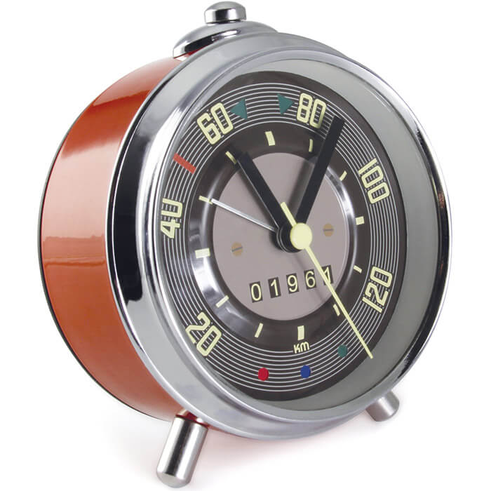 VW T1 Speedometer Alarm Clock