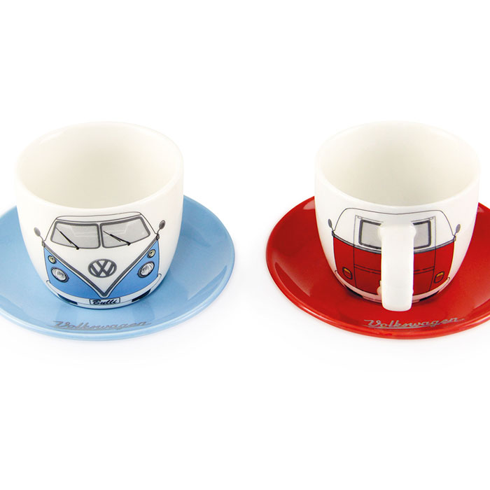 Set Tasses à Expresso VW T1