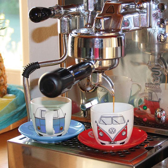 VW T1 Espresso Cup Set