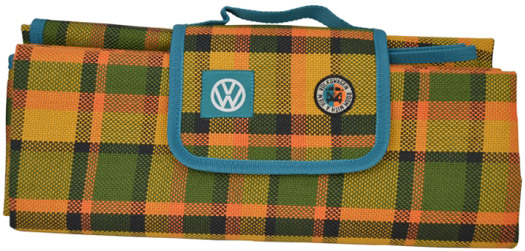 Picnic Blanket - VW (A Room with a View)