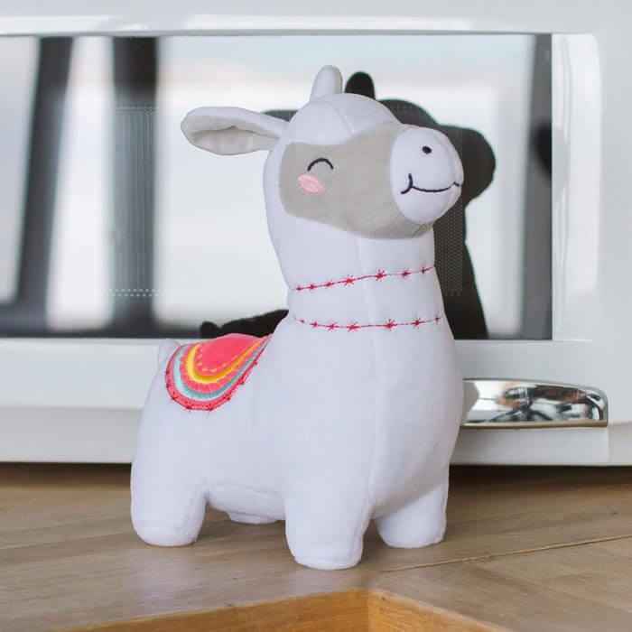 Llama Warmth Toy