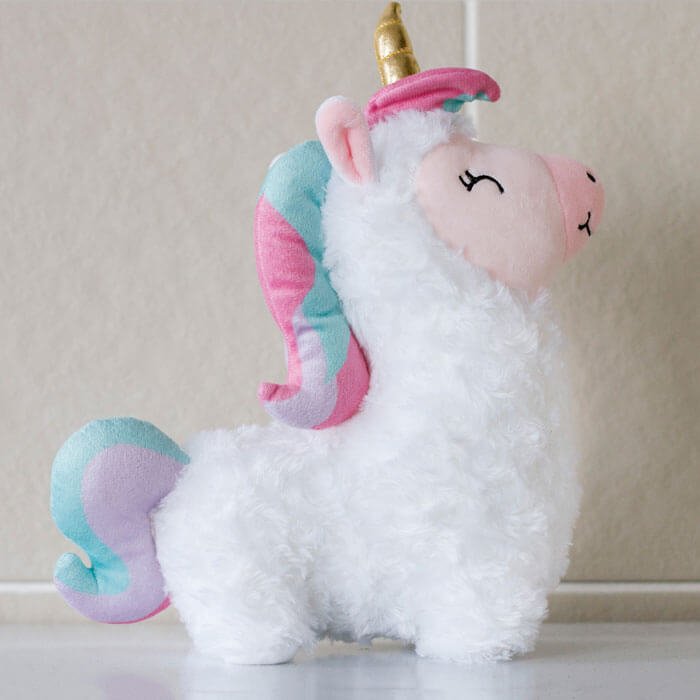 Llamacorn Warmth Toy
