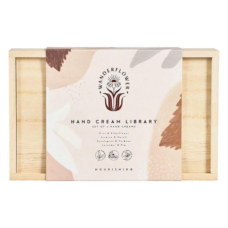 Hand Cream Library
