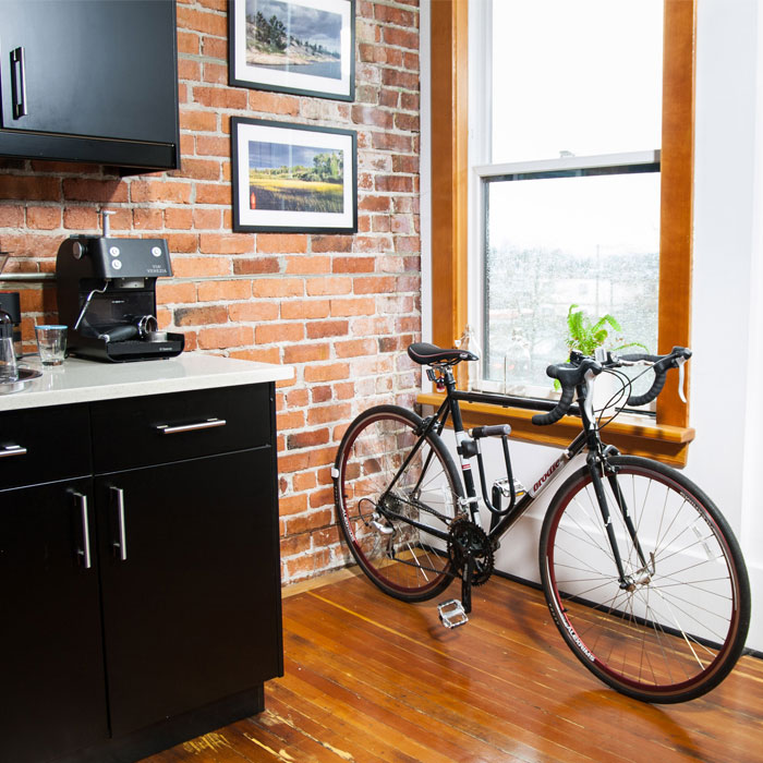 Clug Bike Clip Rack