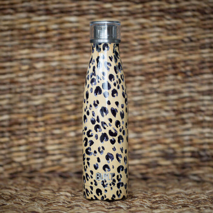 Leopard Water Bottle