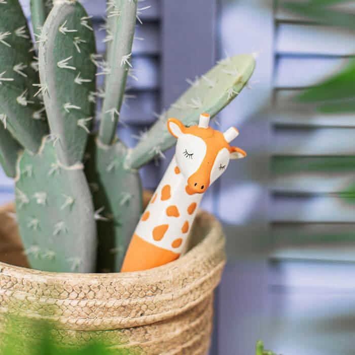 Wasserspender Giraffe