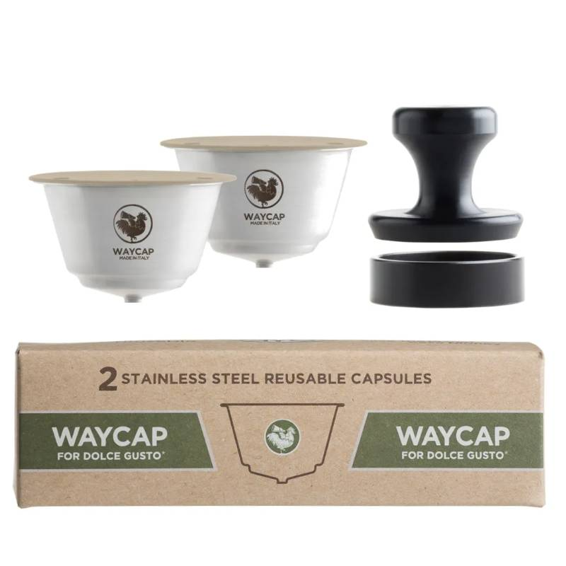Reusable Dolce Gusto Capsules