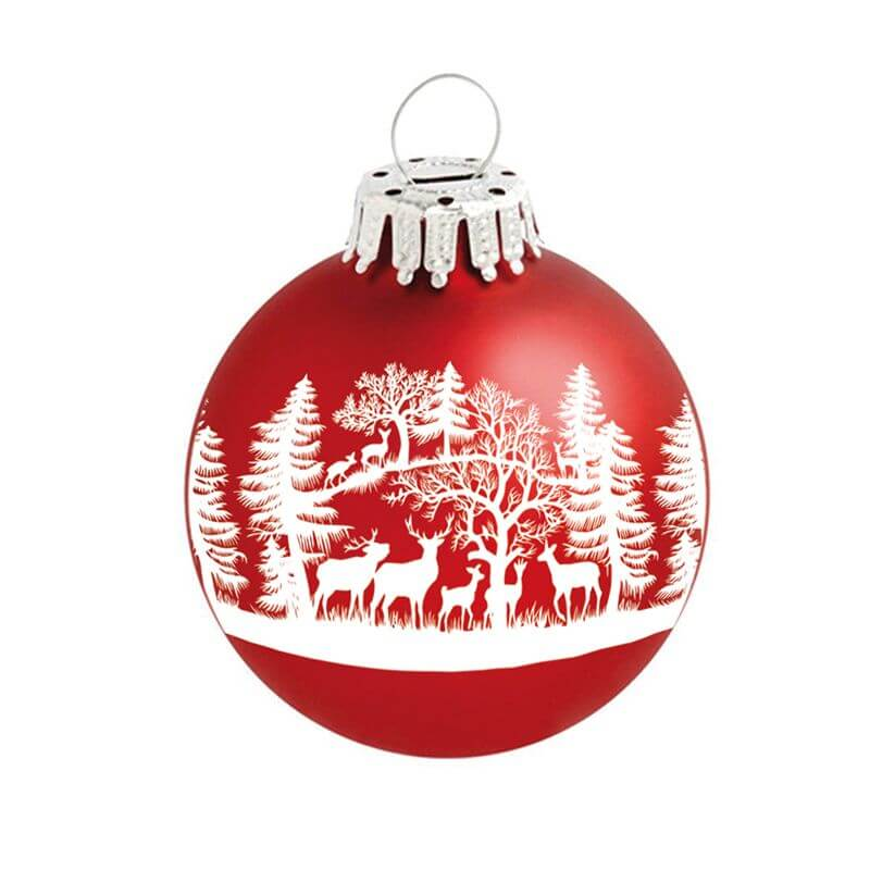 SWISS FORREST Christmas Bauble
