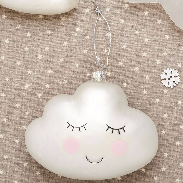 Sweet Dreams Cloud Bauble