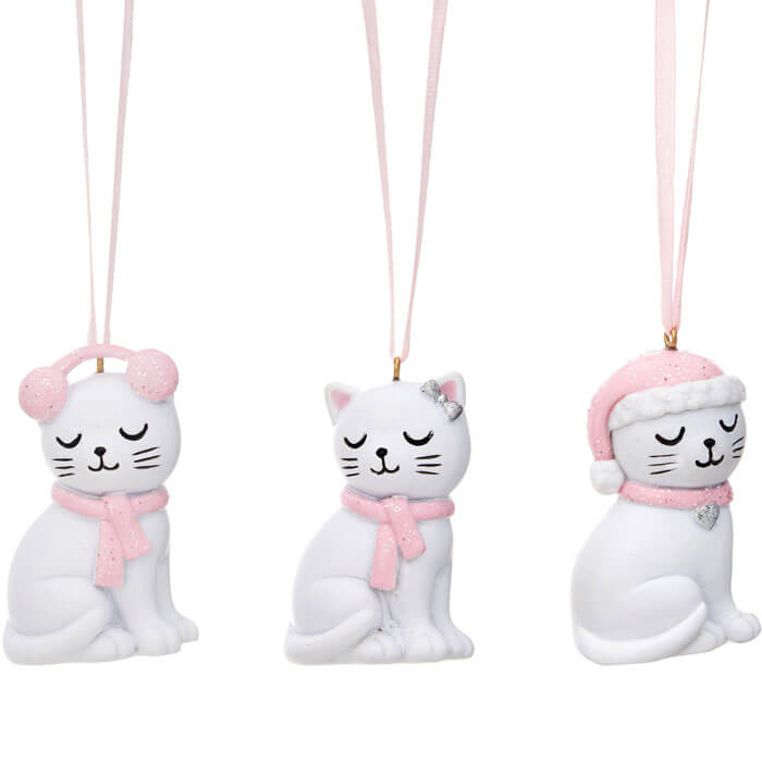Cutie Cat Hanging Decorations