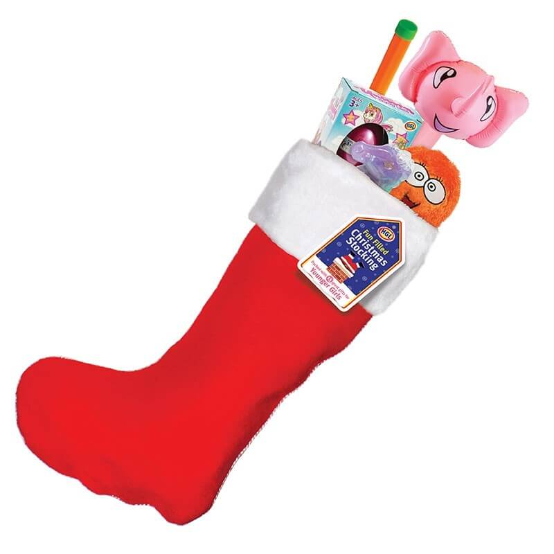 Christmas Stocking For Girls