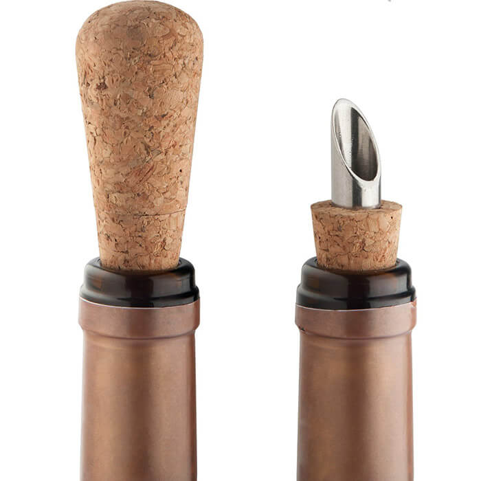 2-in-1 Cork & Pour Set