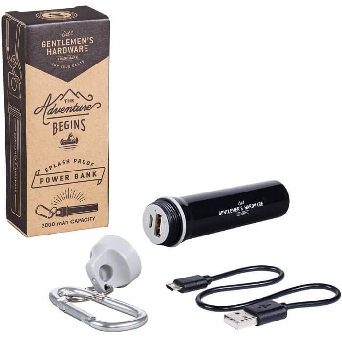 Chargeur Portable Étanche