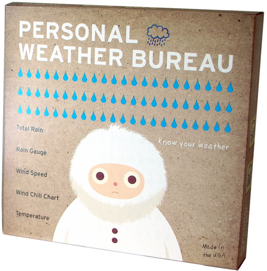 Personal Weather Bureau