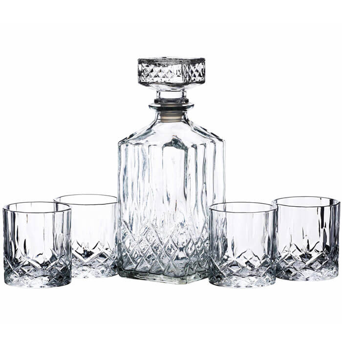 Whisky Kristallglas Geschenkset