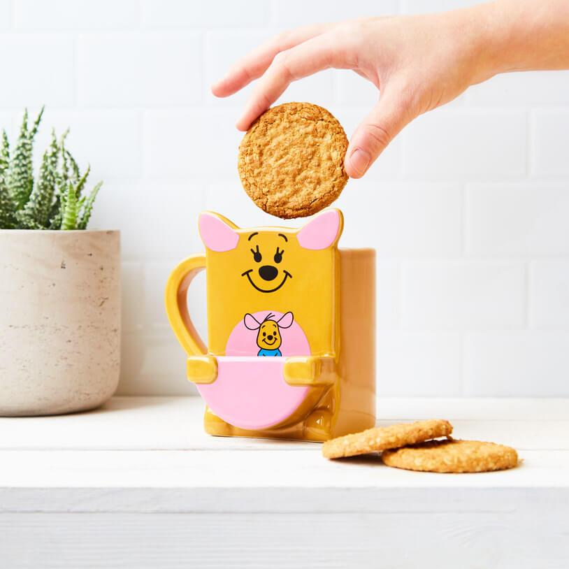 Winnie the Pooh Kanga Biscuit Mug