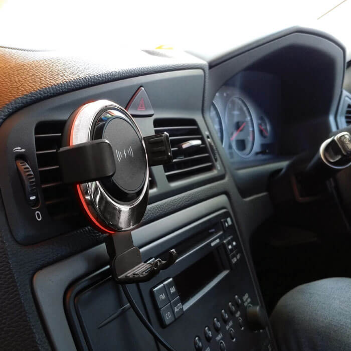 Wireless Car Phone Charger and Holder