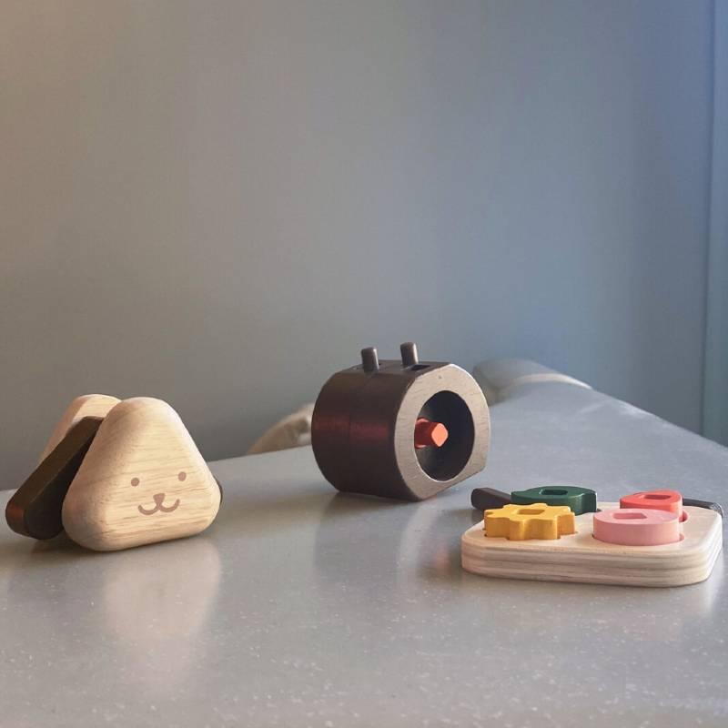 Woofy Toy Set