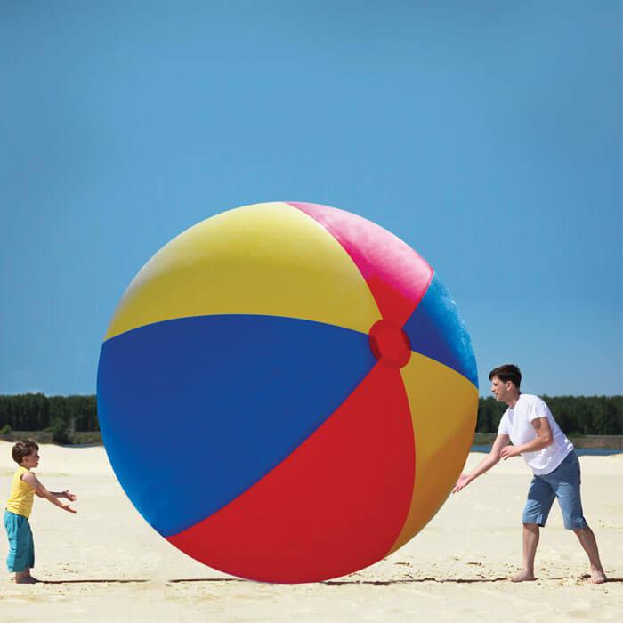 Maxi Pallone Gonfiabile da Spiaggia