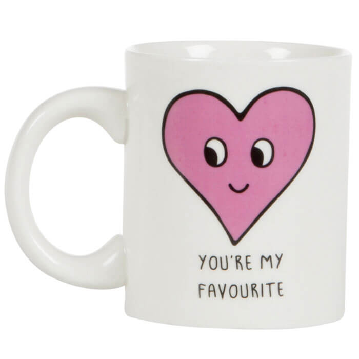 You're My Favourite Tasse